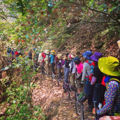 甲山 ハイキング